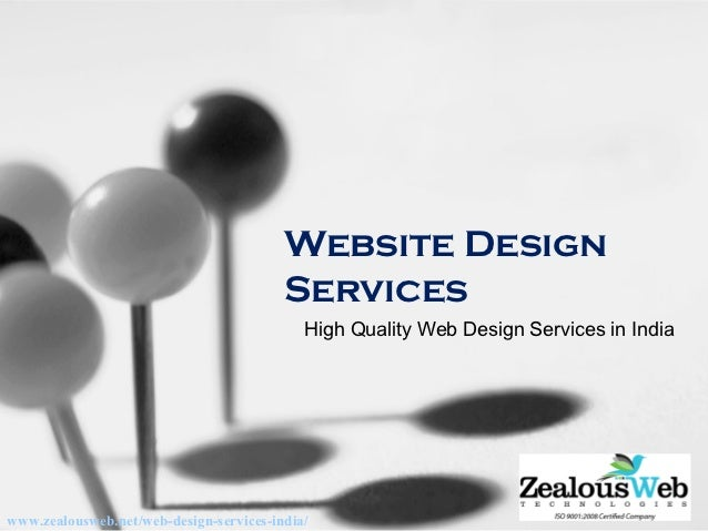 Website Design                                         Services                                            High Quality We...