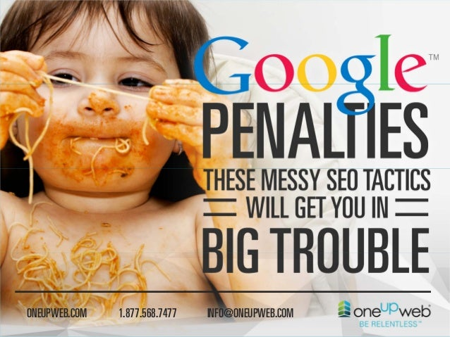 Google Penalties: Beware of These Shady SEO Tactics