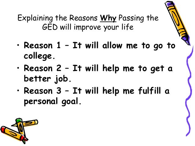 ged essay examples