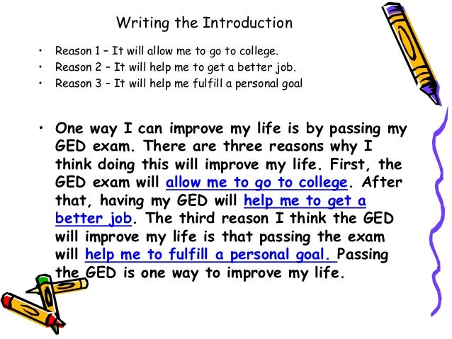 How to get better at writing essays?