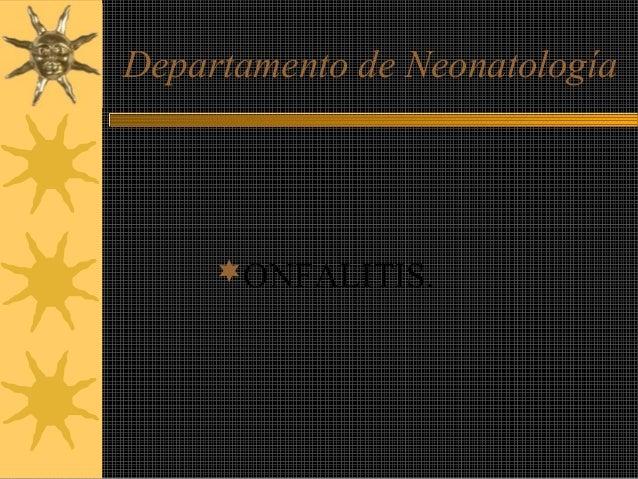 Onfalitis