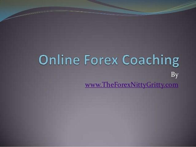 Online Forex Coaching