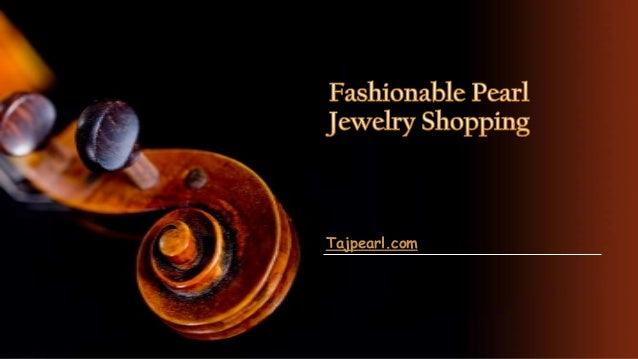 Online Jewelry Store | Pearl Jewellery Online | Tajpearl
