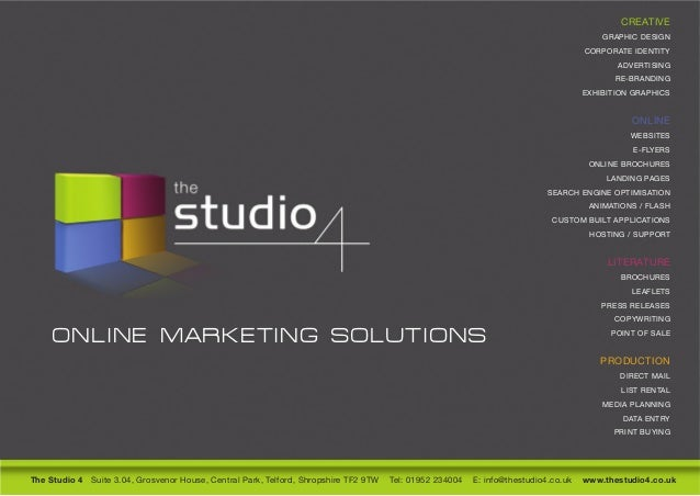 Online marketing-solutions