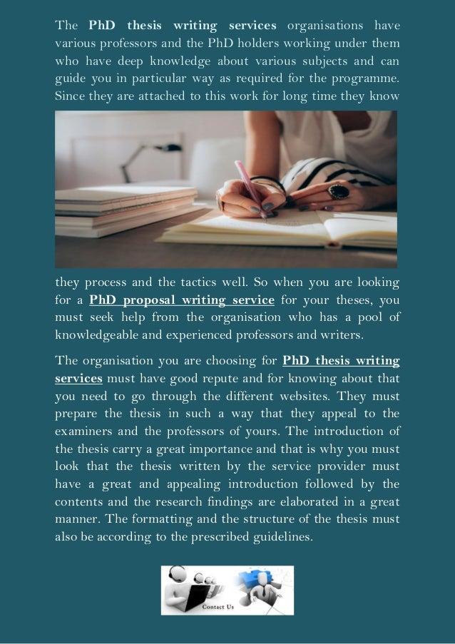 Benefits of Dissertation Writing Help