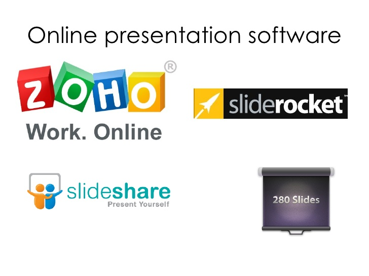 presentation programs online