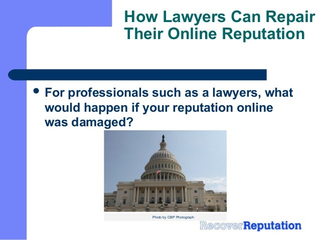 Online Reputation Management for Lawyers: 5 Tips
