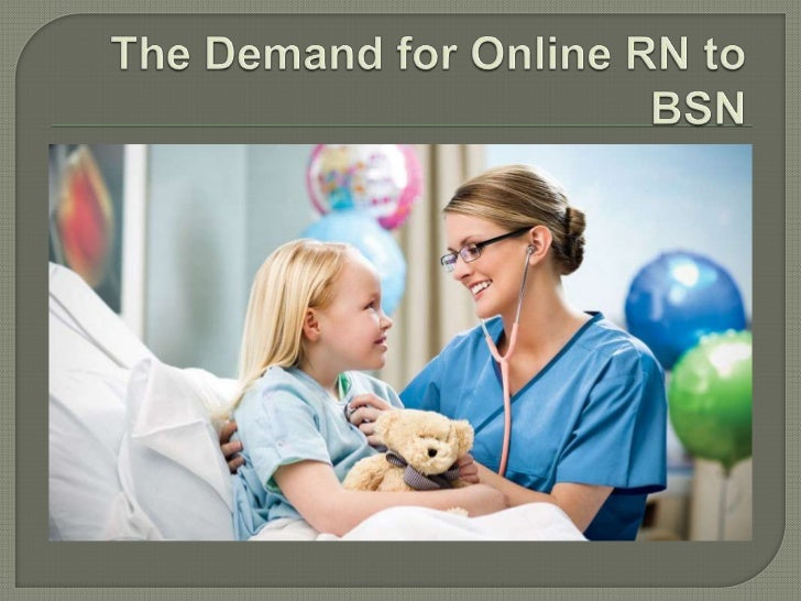 The demands for the skilled and registerednurses are now arising. All over theworld, nurses are becoming so much indemand ...