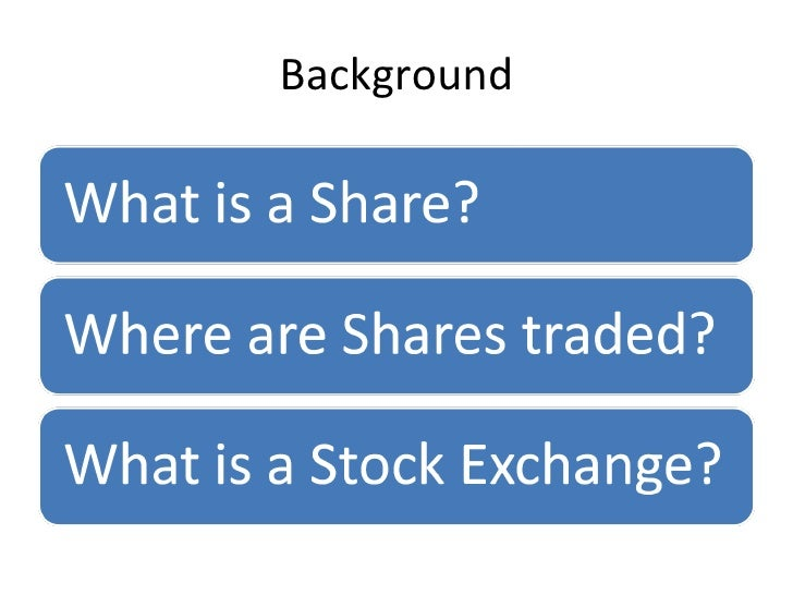 Online Stock Market Course, Stock Market Research Center ...
