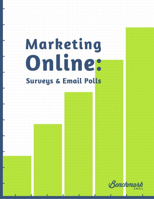 Marketing Online: Surveys and Email Polls