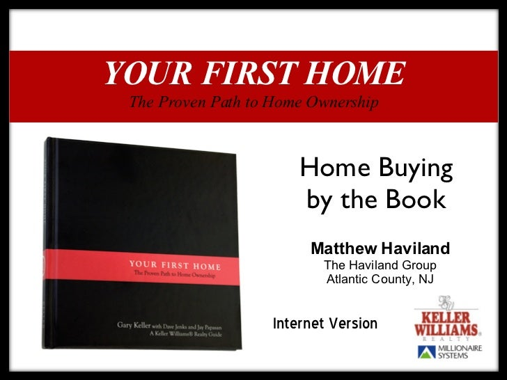 Online Version Your First Home By The Book Seminar Matthew Haviland