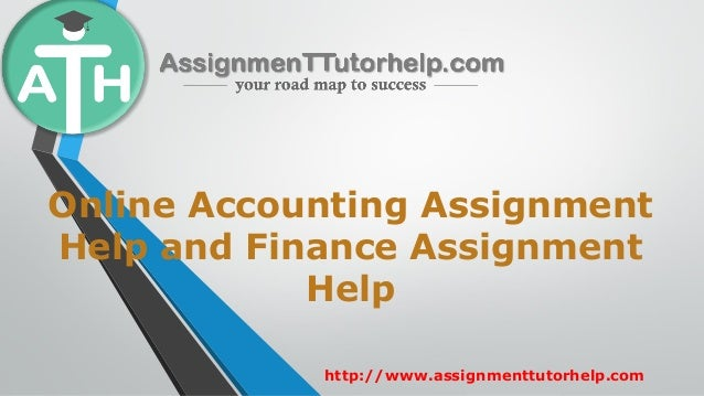 online accounting help