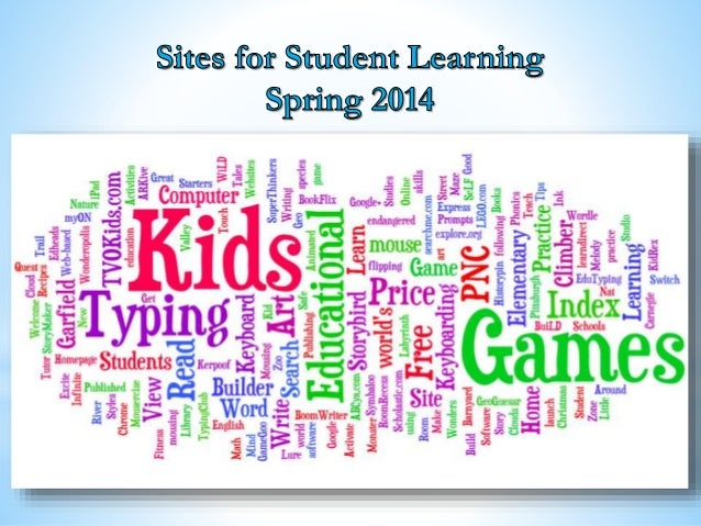 Sites for Student Learning