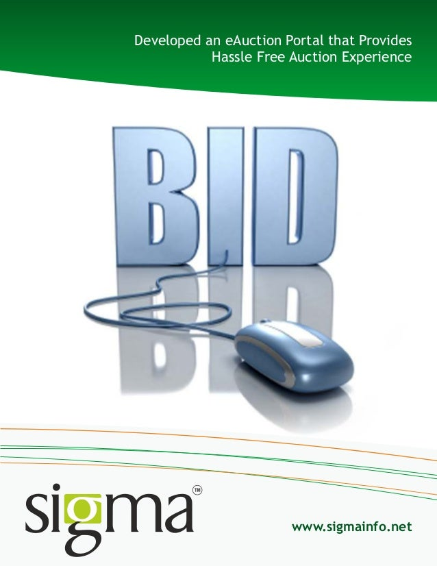Online Auction Solutions