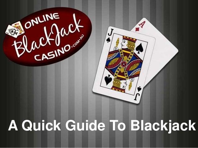 Quick guide to winning blackjack