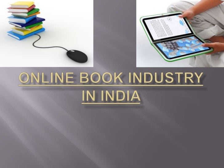 Online book industry in india