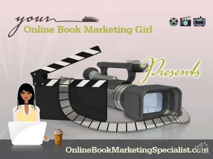 "Every author needs tohave an ""Online BookMarketing Specialist""."
