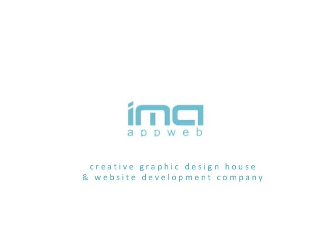 case study of Online branding of website at ima appweb