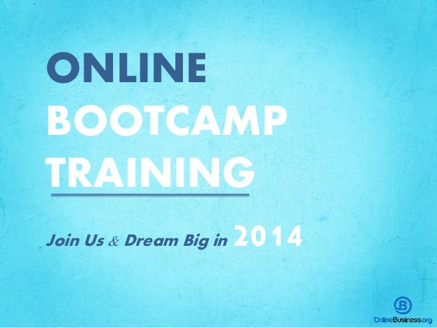 Online Business Bootcamp India