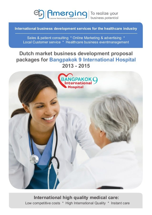 International business development services for the healthcare industry      Sales & patient consulting * Online Marketing...