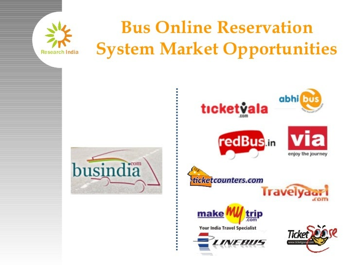 related studies about bus reservation system Abstract: a back-office system in small to medium sized bus transport  result  of our studies and consider it a starting point for future development  all sales  and ticketing (+customer) related functionalities with function blocks directly.