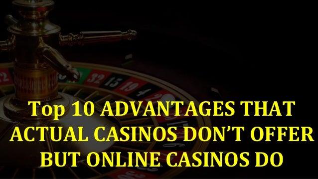 Best casino offer