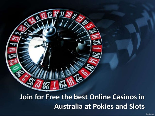 Play at the best online casino in Australia