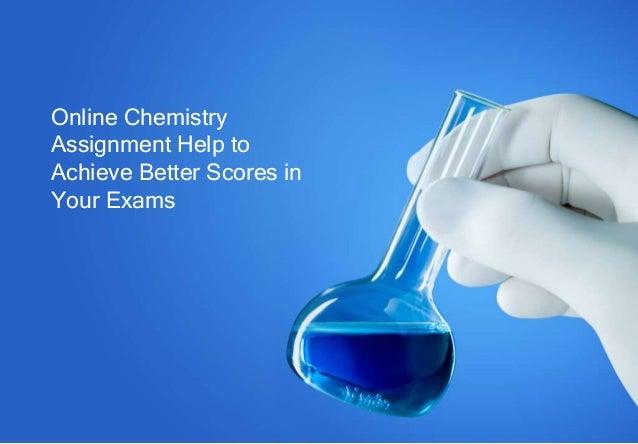 Organic Chemistry Assignment Help