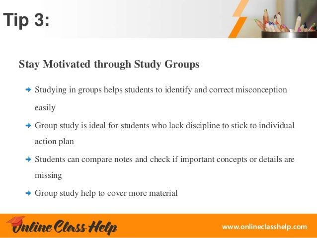 Study help online