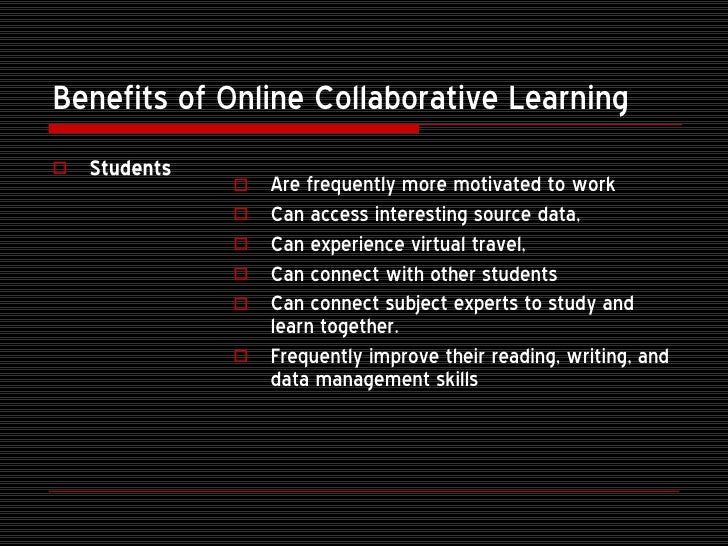 Collaborative writing online