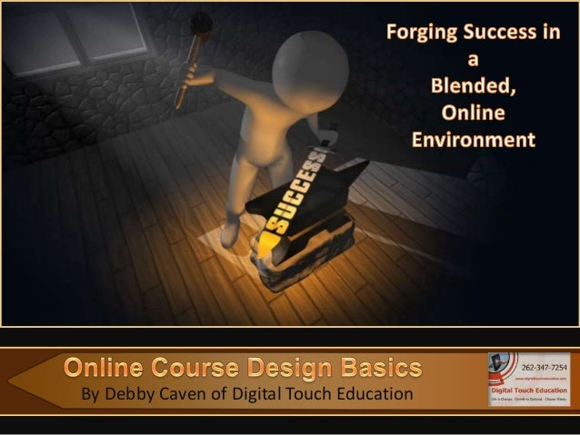 By Debby Caven of Digital Touch Education