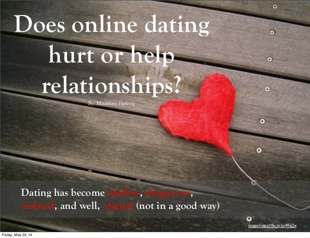 When dating becomes a relationship