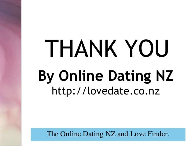 Free nz dating online