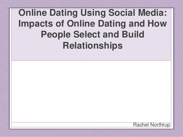 How to select an online dating site