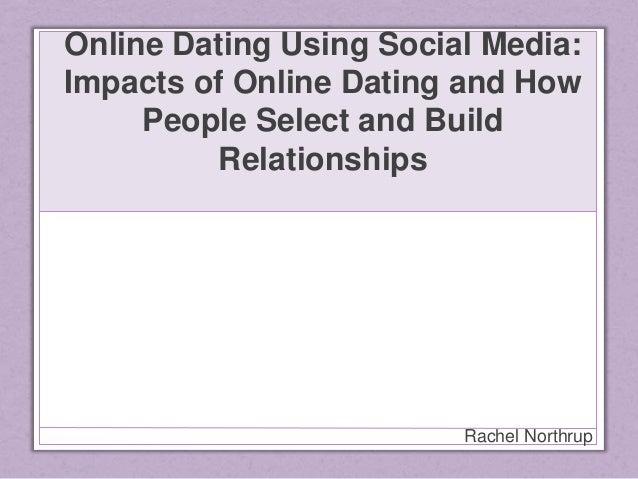 Online dating studies