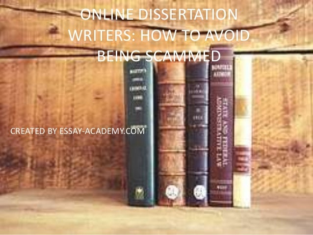 Carl Milsted Dissertation