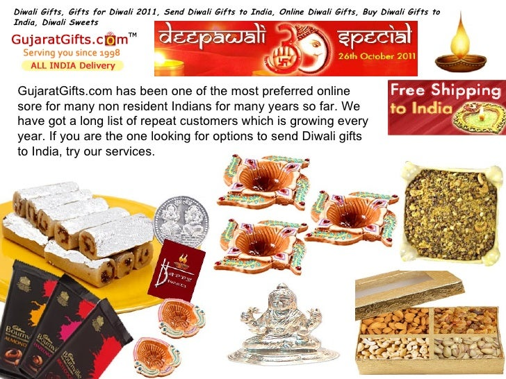 GujaratGifts.com has been one of the most preferred online sore for many non resident Indians for many years so far. We ha...