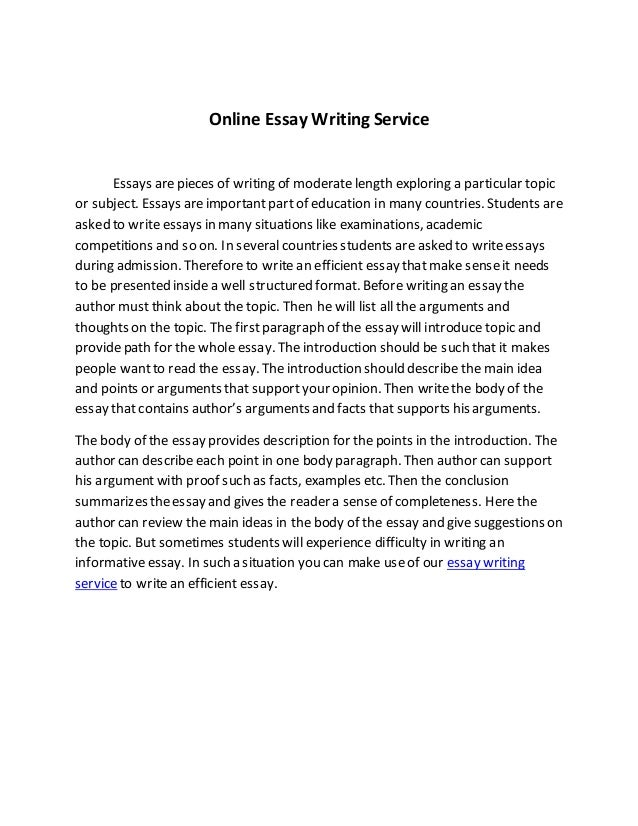 Your Essay Site - 1 , Essay Topics, Research Papers