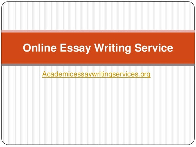 Essay writing about internet