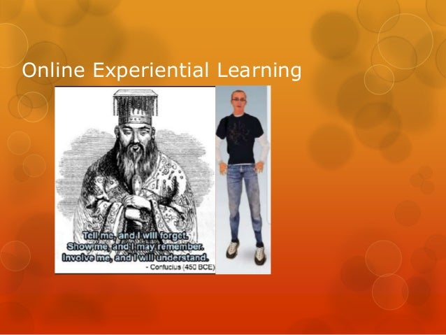 Online Experiential Learning