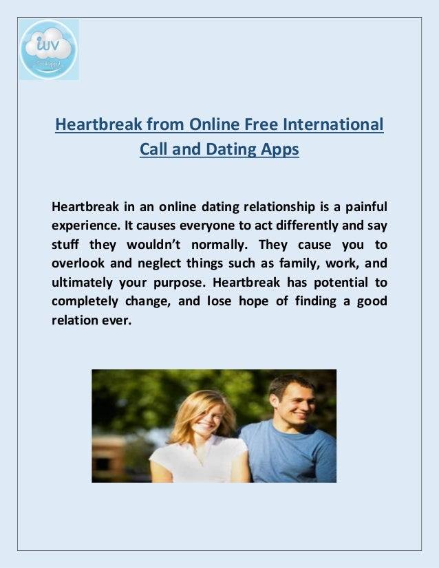Free international dating chat