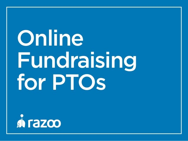 Online Fundraising for PTOs
