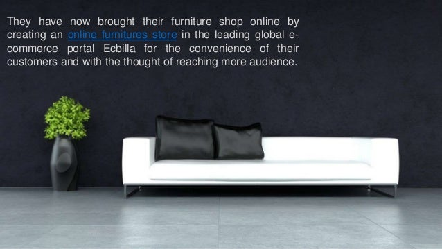 line Furniture Store in Chennai India