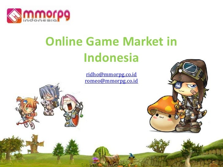 Indonesia Online Game Industry