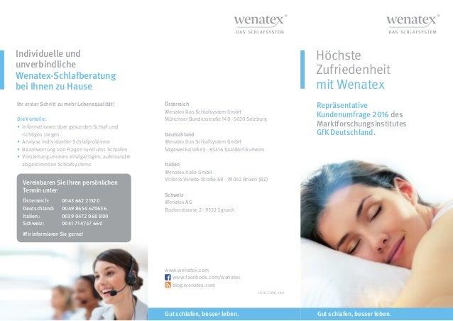 Beste                                        Bewertungen                                        für WenatexWenatex-Kundenz...