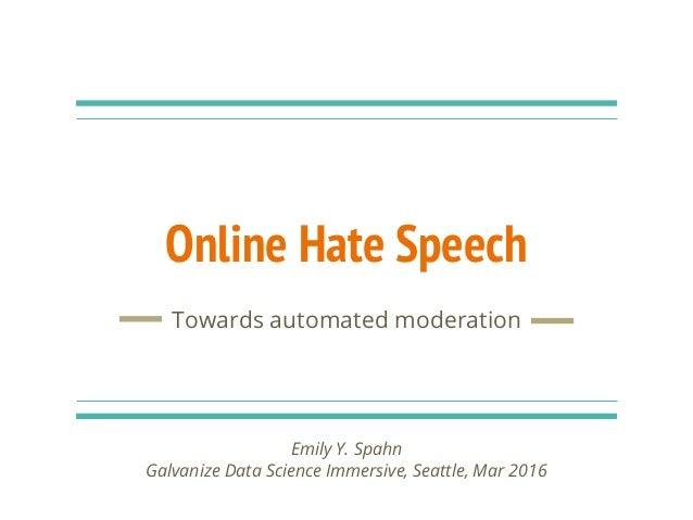 Short speech about internet dating