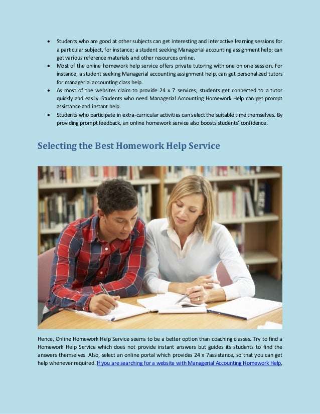 homework help services ツ assignments made easy with our expert writing help⓵ whenever your  homework assignments start piling up, don't panic and use our homework service .