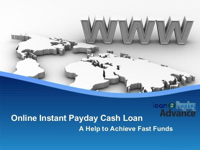 instant online loan: