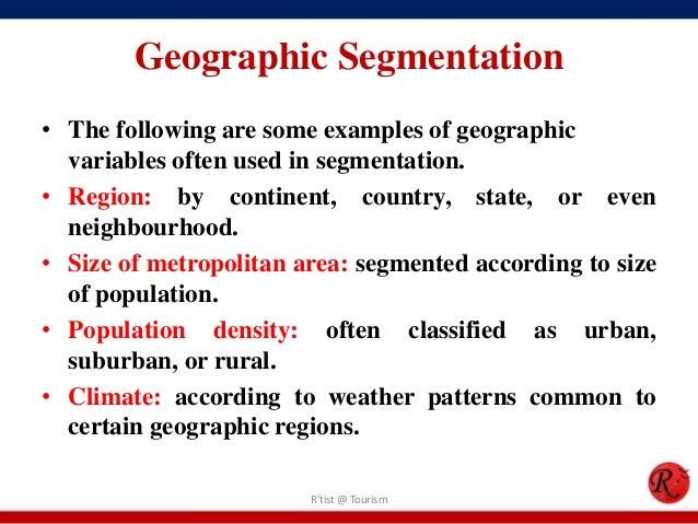 types of market segmentation pdf