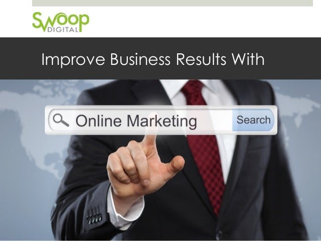 Achieve Business Growth With Online Marketing